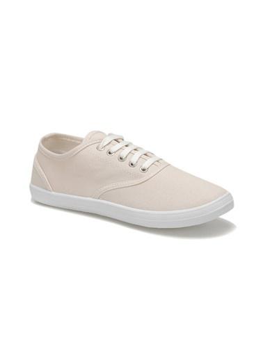 Dunlop Spor Ayakkabı Krem